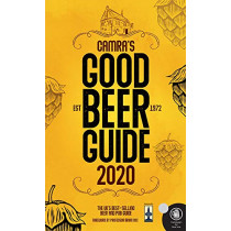 CAMRA's Good Beer Guide 2020 by Brian Cox, 9781852493585