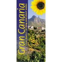 Gran Canaria: 5 car tours, 50 long and short walks by Noel Rochford, 9781856914611
