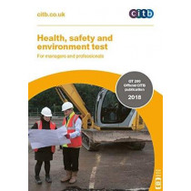 Health, safety and environment test for managers and professionals: GT200/18: 2018, 9781857514803