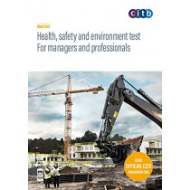 Health, safety and environment test for managers and professionals: GT200/19: 2019, 9781857515282