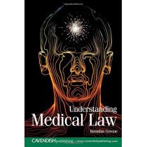 Understanding Medical Law by Brendan Greene, 9781859418888