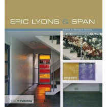 Eric Lyons and Span by Barbara Simms, 9781859468425