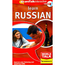 World Talk - Learn Russian: Improve Your Listening and Speaking Skills by EuroTalk Ltd., 9781862216075