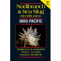 Nudibranch and Sea Slug Identification Indo-Pacific by Terrence Gosliner, 9781878348678