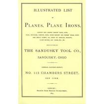Sandusky Tool Co. 1877 Catalog by Sandusky Tool Company, 9781879335196