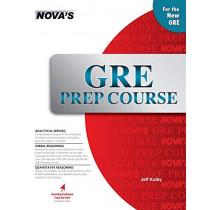 GRE Prep Course by Jeff Kolby, 9781889057361