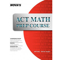 ACT Math Prep Course by Jeff Kolby, 9781889057651