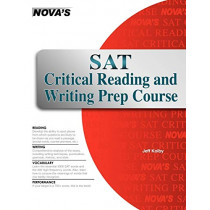 SAT Critical Reading and Writing Prep Course by Jeff Kolby, 9781889057859