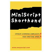 MiniScript Shorthand by Leonard Levin, 9781893726116