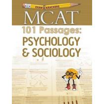 Examkrackers MCAT 101 Passages: Psychology & Sociology by Jonathan Orsay, 9781893858954
