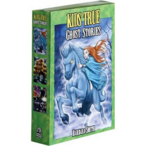 Kids True Ghost Stories Box Set: Animal Phantoms, Horribly Haunted Houses, Ghost Riders by Barbara Smith, 9781894877718
