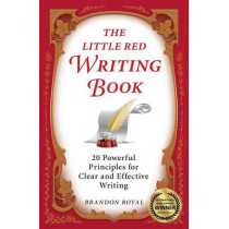 The Little Red Writing Book by Brandon Royal, 9781897393208