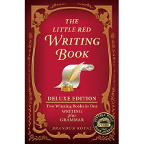 The Little Red Writing Book Deluxe Edition by Brandon Royal, 9781897393253