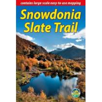 Snowdonia Slate Trail by Aled Owen, 9781898481805