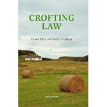 Crofting Law by Derek Flyn, 9781904968313