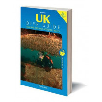 UK Dive Guide: Diving Guide to England, Ireland, Scotland and Wales by Patrick Shier, 9781905492145