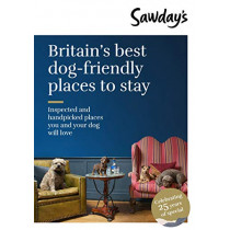 Britain's Best Dog-Friendly Places to Stay, 9781906136932