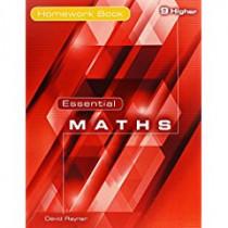 Essential Maths 9 Higher Homework Book by Michael White, 9781906622411
