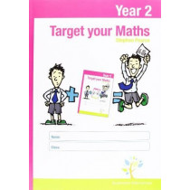 Target Your Maths Year 2 Workbook by Stephen Pearce, 9781906622626