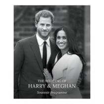The The Wedding of Harry & Meghan: Souvenir Programme by Robert Jobson, 9781906670672