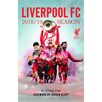 The The Official Story of Liverpool's Season 2018-2019 by Harry Harris, 9781906670764
