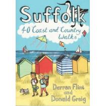 Suffolk: 40 Coast and Country Walks by Darren Flint, 9781907025631