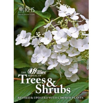 The Hillier Manual of Trees & Shrubs: Revised & updated with 1,500 new plants by Roy Lancaster, 9781907057984