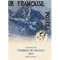 Spink Maury Catalogue de Timbres de France 2019: 122nd Edition, 9781907427923