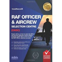 Royal Air Force Officer Aircrew and Selection Centre Workbook (OASC) by Richard McMunn, 9781907558269