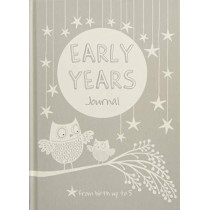 Early Years: Grey: Baby to 5 year record journal by from you to me, 9781907860393