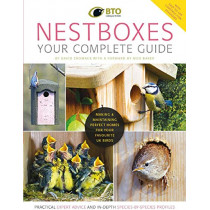 Nestboxes: Your Complete Guide by David Cromack, 9781908581846
