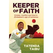 Keeper of Faith by Tatenda Taibu, 9781909245860
