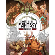Beginner's Guide to Fantasy Drawing by 3dtotal Publishing, 9781909414921