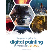 Beginner's Guide to Digital Painting in Photoshop by Publishing 3dtotal, 9781909414945