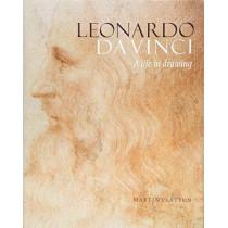 Leonardo da Vinci: A life in drawing by Martin Clayton, 9781909741478