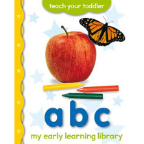 My Early Learning Library: ABC by Chez Picthall, 9781909763906