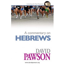 A Commentary on Hebrews by David Pawson, 9781909886339