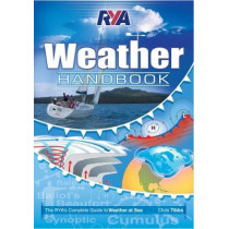 RYA Weather Handbook by Chris Tibbs, 9781910017142