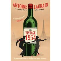 Vintage 1954 by ,Antoine Laurain, 9781910477670