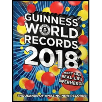 Guinness World Records 2018 by Guinness World Records, 9781910561713