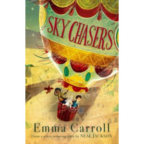 Sky Chasers by Emma Carroll, 9781910655535