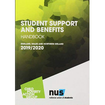 Student Support and Benefits Handbook: England Wales Northern Ireland: 2019 -2020 by David Malcolm, 9781910715543