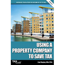 Using a Property Company to Save Tax 2018/19 by Carl Bayley, 9781911020240