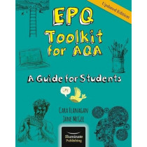 EPQ Toolkit for AQA - A Guide for Students (Updated Edition) by Cara Flanagan, 9781911208617