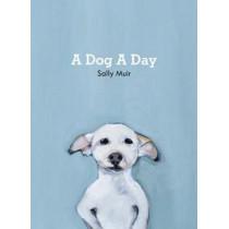 A Dog A Day by Sally Muir, 9781911216919
