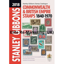 2018 COMMONWEALTH & EMPIRE STAMPS 1840-1970 by Hugh  Jefferies, 9781911304029