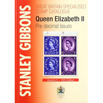 Stanley Gibbons Great Britain Specialised Catalogue - Volume 3 by Hugh Jefferies, 9781911304432
