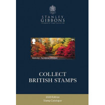 2020 Collect British Stamps by Hugh Jefferies, 9781911304562