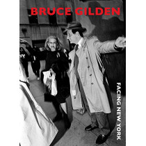 Facing New York by Bruce Gilden, 9781911306474