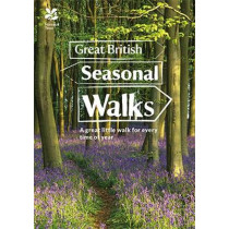 Great British Seasonal Walks by National Trust, 9781911358077